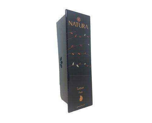 Black Natura Lotion Dispenser