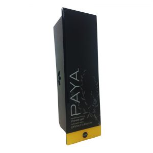 Black PAYA Shower Gel Dispenser