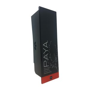Black PAYA shampoo dispenser