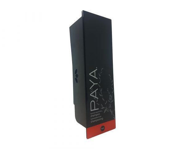 Black PAYA shampoo dispenser