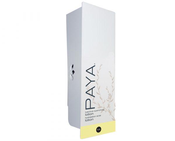 White Paya Lotion Dispenser