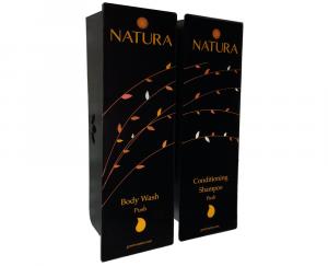 Natura Shampoo and Body Wash Dispenser