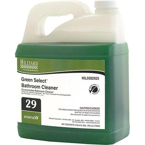 GREEN SELECT BATHROOM CLEANER
