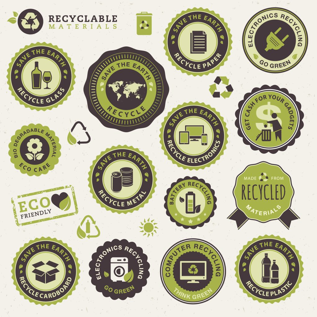 Things you can recycle to make your hotel greener